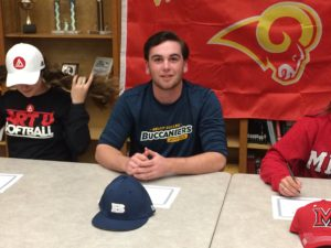 Jacob Sligar Feature Athlete Interview – Committed to Beloit College