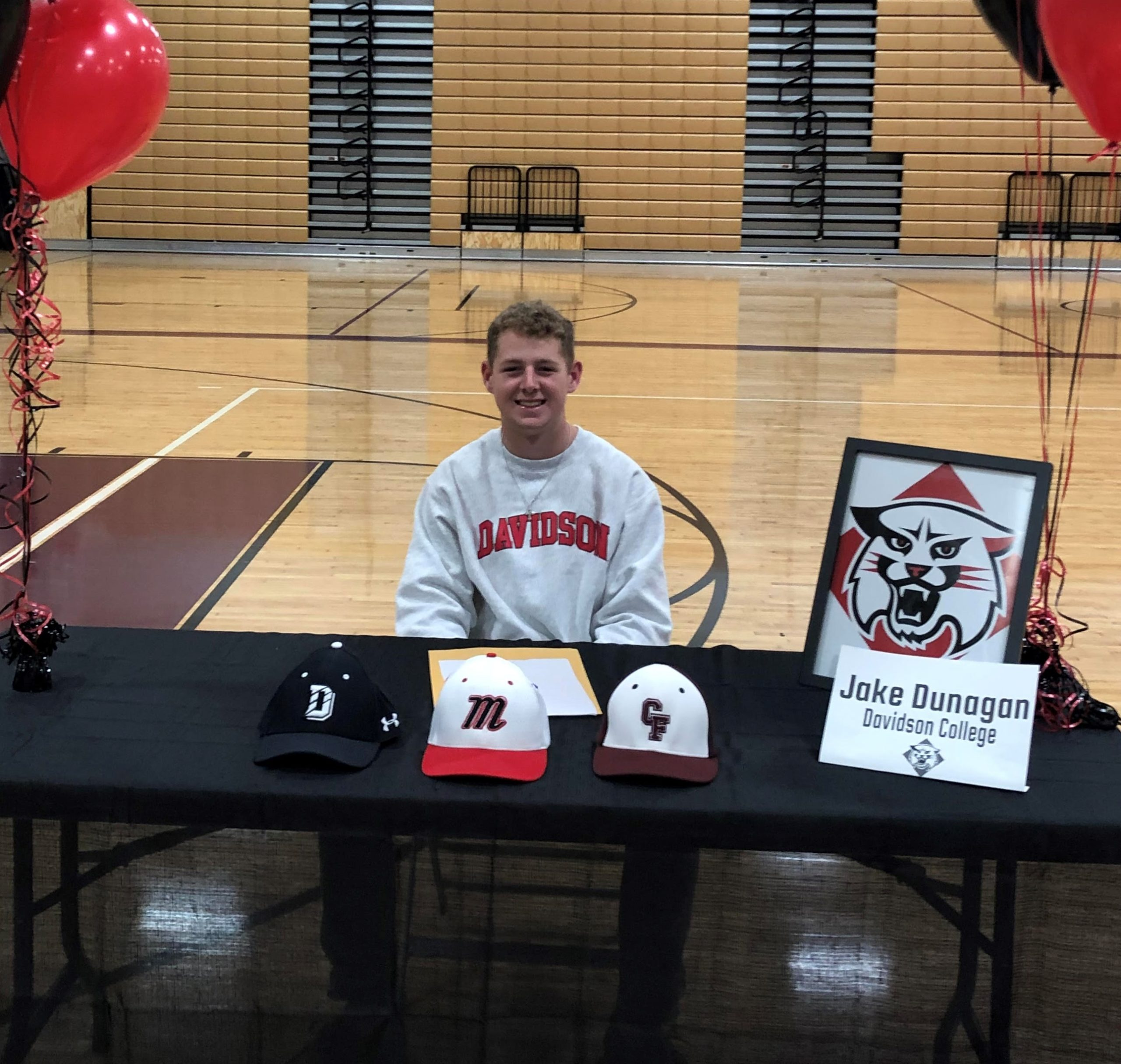 Jake Dunagan Athlete Interview – Committed to Davidson College