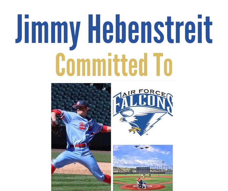 Parents of Jimmy Hebenstreit