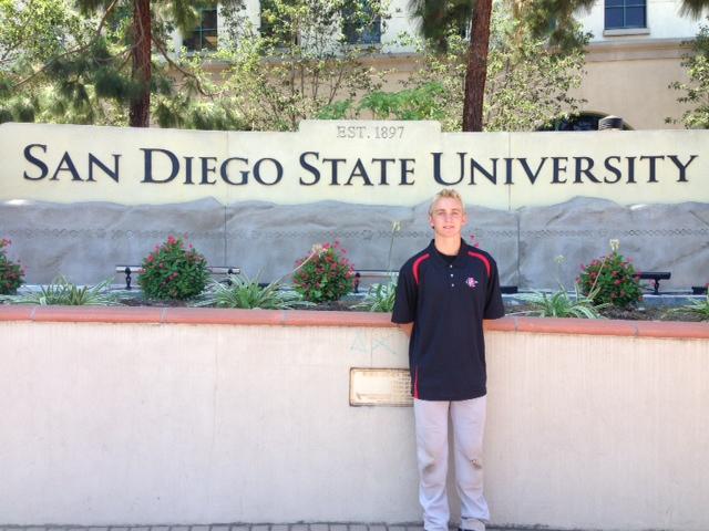 Ryan Orr SDSU commit