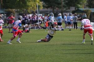 Lacrosse scholarship